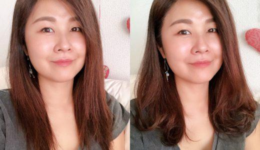 💕今日の美人髪💕 【カンタンゆるカーブ巻き】